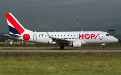 Air France cambia identidad a Hop!